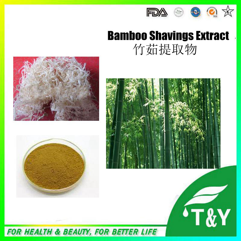 Health food bamboo silica extract,bulk bamboo leaf extract,bamboo shavings extract 400g/lot