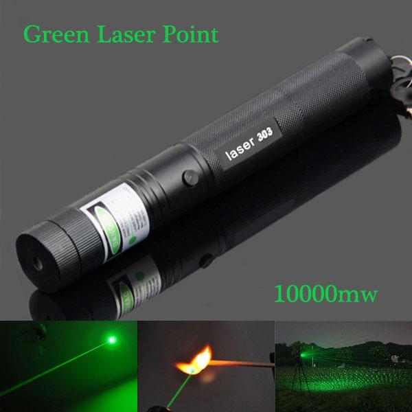 FreeShipping 532nm laser pointer 50000mw green laser pen 303 laserpointer apresentador high power Laser 303 laser verde military(China (Mainland))