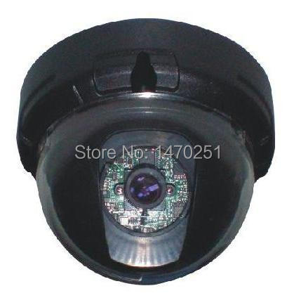 "Free Shipping 1/3"" Sony CCD 600TVL/700TVL 3-Axis Color Dome Camera 3.6/6/8mm Lens Optional - Mini Plastic Dome Camera(China (Mainland))"