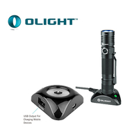 Olight Patent-pending Micro-USB Charger For S10R/S15R/S20R/S30R Flashlight