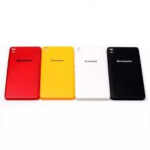 original back cover a6000 k3 BATTERY cover For Lenovo a6000 K3 K30t k30w battery door back house cover phone case