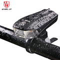 WHEEL UP 2017 LED USB Rechargeable Bike Light Front Bicycle Head lights Waterproof MTB Road Cycling