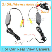 2.4G WIRELESS Module adapter for Car Reverse Rear View backup Camera Cam Wireless Connection Monitor Universe type install Easy(China (Mainland))