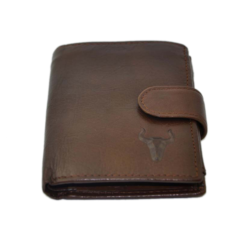 New fashion men wallets first layer crazy horse leather men's practical high-capacity purse drop shipping 515(China (Mainland))
