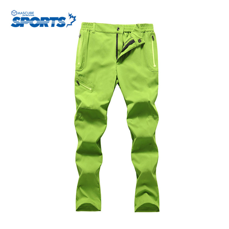 Hiking Pants Outdoor Sport Tactical Climbing Men Summer Breathable Solid Color Quick Dry Casual Trousers(China (Mainland))