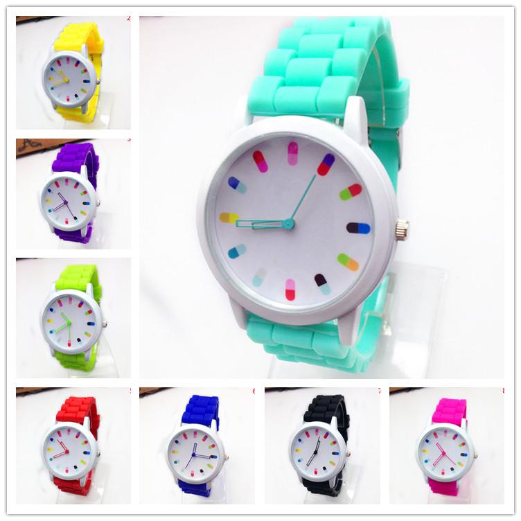 Wristwatch brand fashion men quartz watch military women sports watches luxury casual relogios Geneva relojes montre homme - Hangzhou Magic Trading Co.,Ltd store
