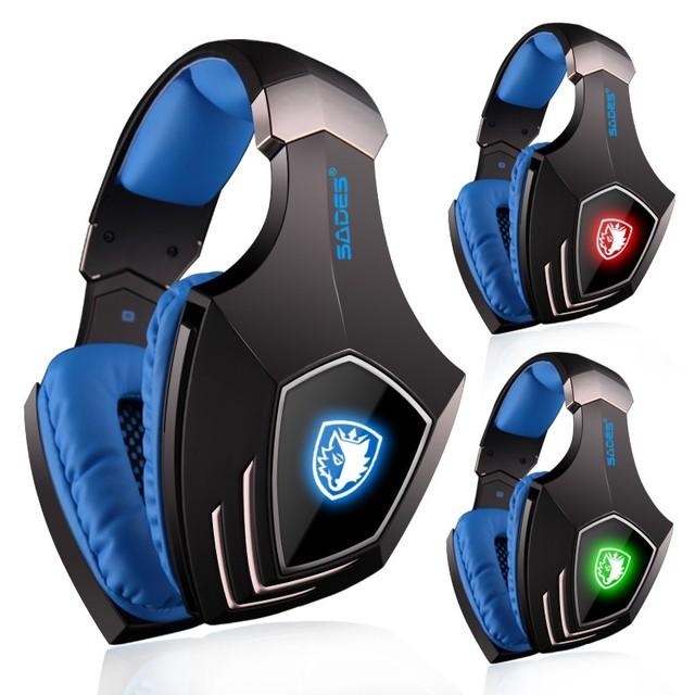 SADES A60 Gaming Headset