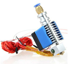 Free Shipping Hot Selling Metal long distance J head with cooling fan Cartridge heater 3d Printer