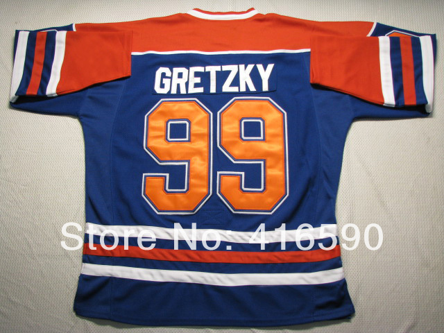 Oilers Jersey 99 Gretzky