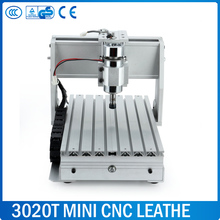 300W CNC 3020 T-D300 DC power spindle motor CNC engraving machine drilling router(China (Mainland))