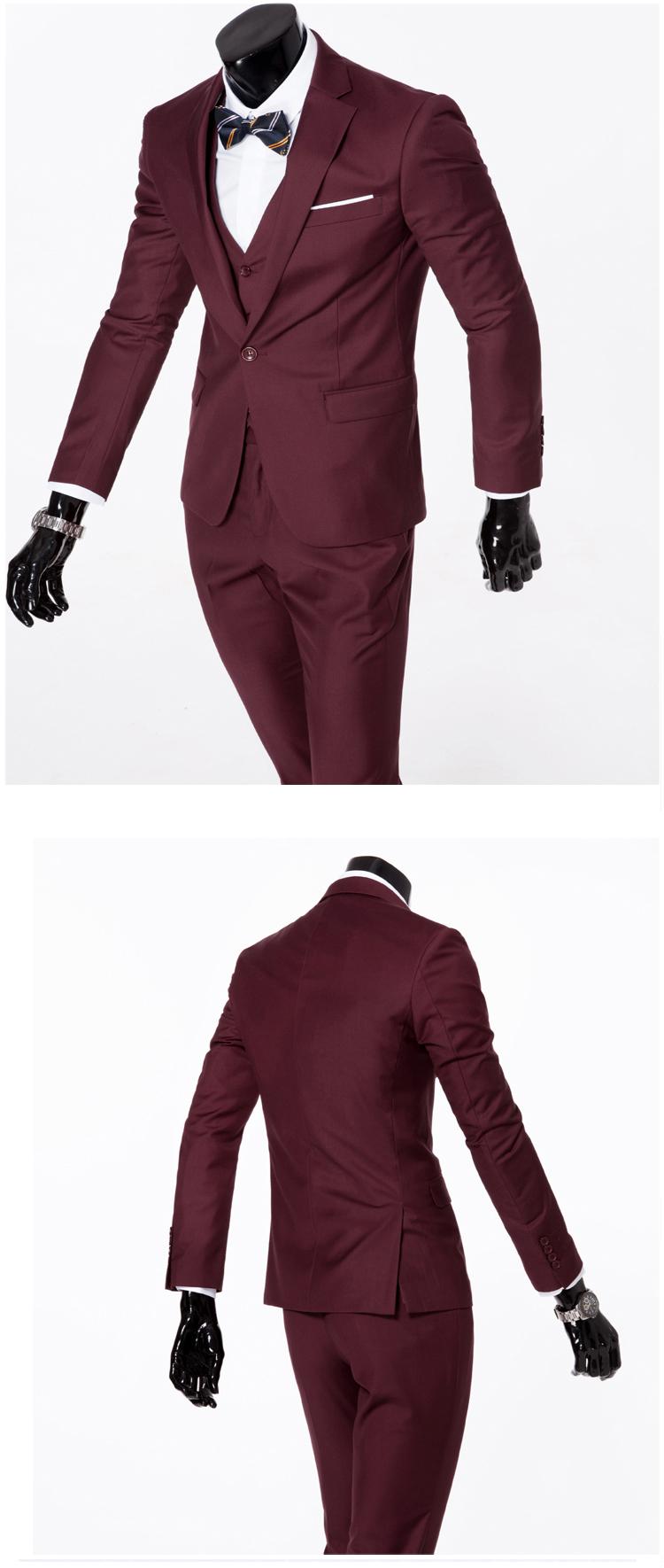 HTB1fhTIPpXXXXa XpXXq6xXFXXXx - XMY3DWX(jackets+vest+pants) fashion male quality slim high-grade cotton business BLAZER/Men groom dress suit three-piece/jackets