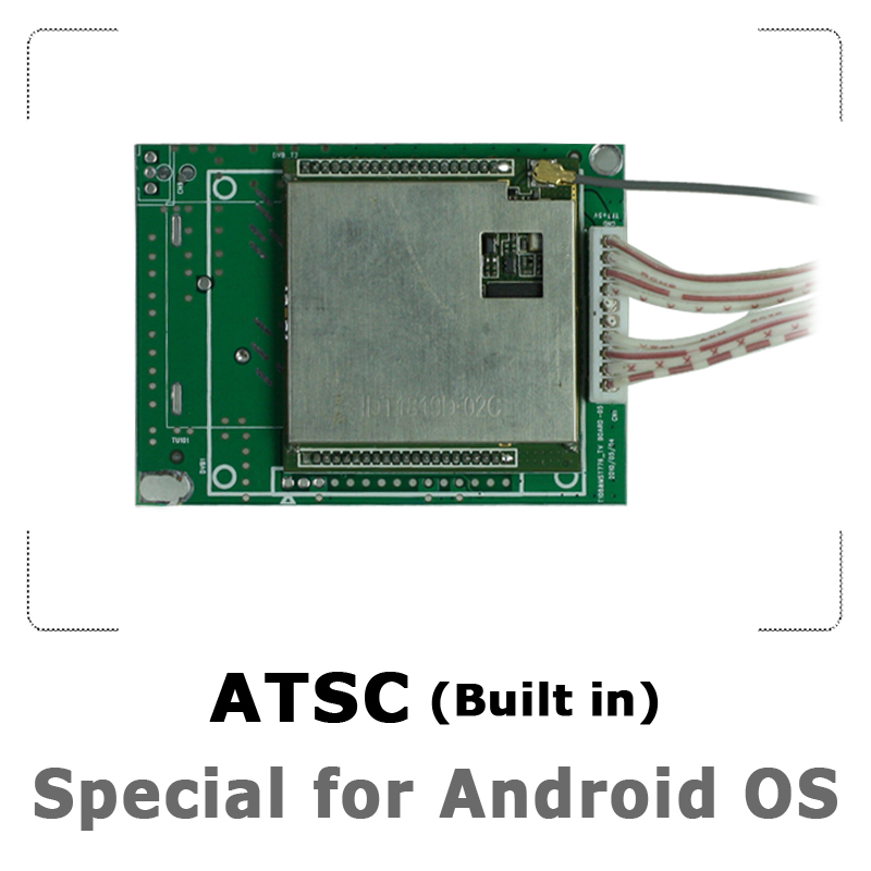 ТВ-тюнер ERGOTRICS ATSC /Android ek, Android Multi touch android