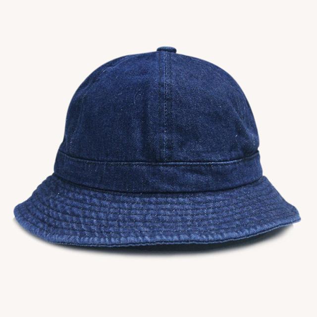 Мыть джинсовой ведро шляпы мода от солнца рыбак шляпу весной новые марки лето шлема ...