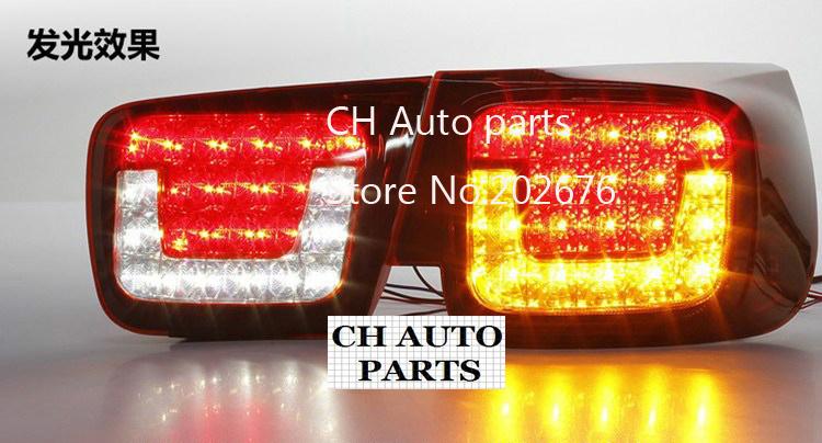FREE SHIPPING, CHA LED TAIL LIGHT REAR LAMP ASSEMBLY V1,WITH LED TURN SIGNAL, COMPATIBLE CARS: MALIBU(China (Mainland))
