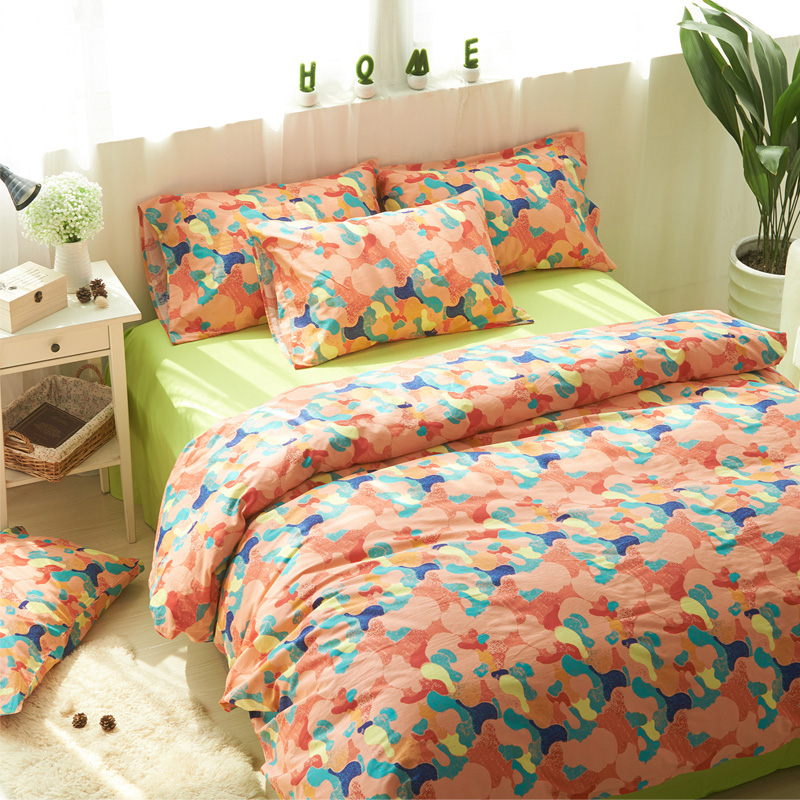 Orange Camo Bed Set How To Choose Bedding Is Mostly All