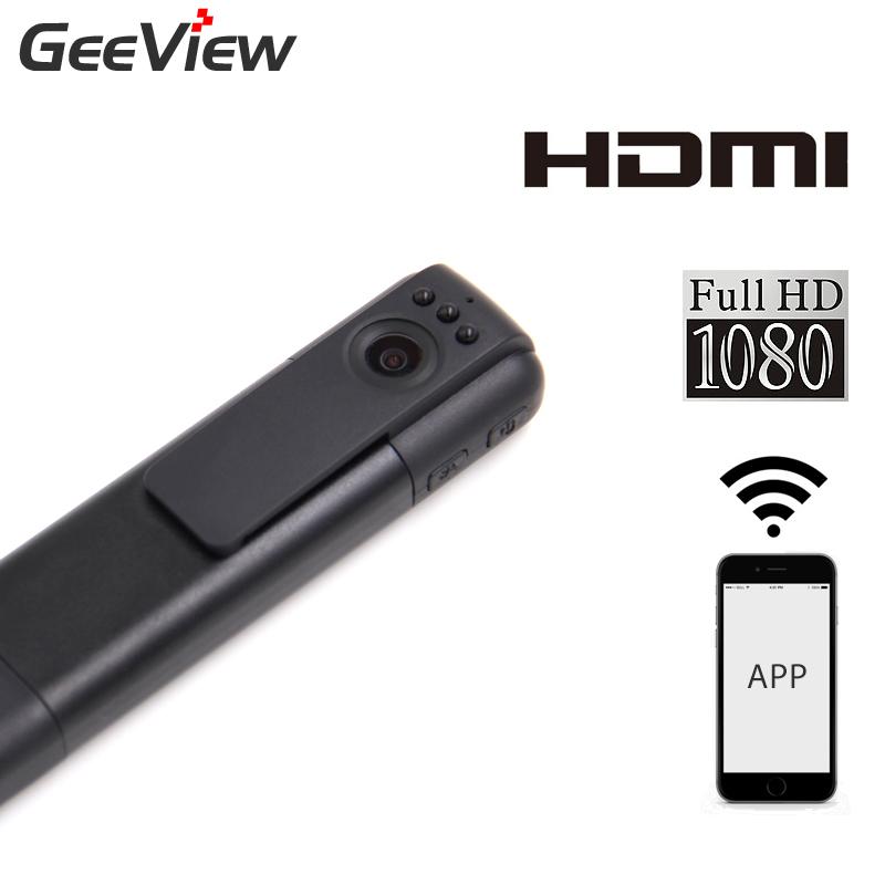 WiFi Night Vision espia Mini DVR C11 S3000 Wi-Fi H.264 HD 1080p mini camera Pen camera Mini camcorder DV body camera(China (Mainland))
