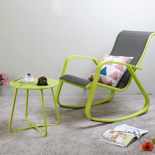 Buy Fashion Simple Home Lunch break Recliner Adult Leisure Rocking Chair Leisure Chair Lounge Chair Rocking Chair for $322.05 in AliExpress store