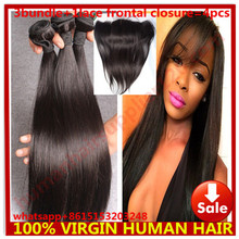 virgin brazilian straight hair with lace frontal closure 13×4 brazilian straight hair with closure mocha hair with lace frontal