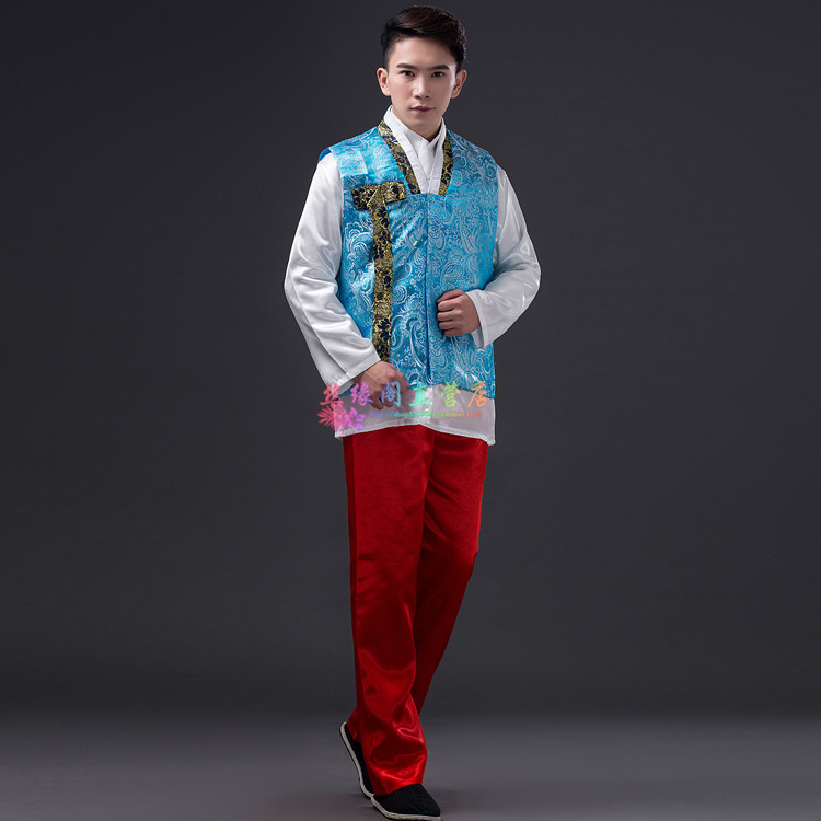 Traditional Hanbok For Men | www.imgkid.com - The Image Kid Has It!