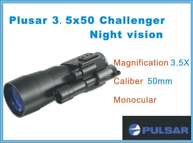 Original RUssian Plusar 3.5x50  Night Vision google  Monoular<br><br>Aliexpress