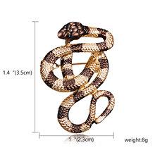 Smalto Lucertola Ape Serpente granchio Hedgehog Spille Scorpione bassotto Rhinestone Dell'annata Animale Dei Monili Accessori Spilla(China)