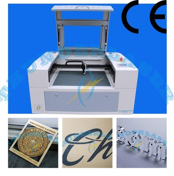 THUNDERLASER  co2 laser cutter MINI60 for cutting and engraving machine