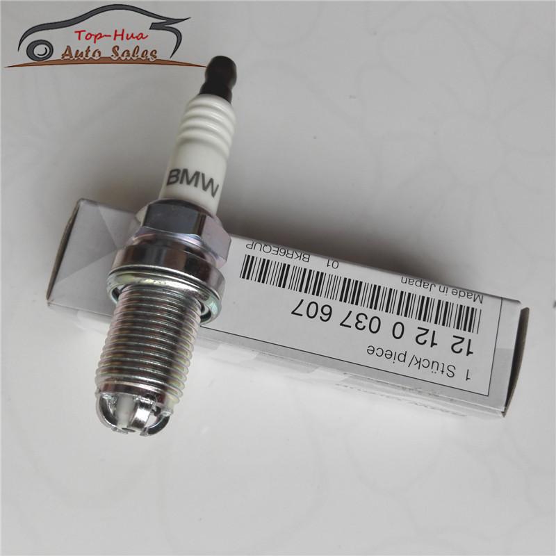 (4pcs/lot) NGK BKR6EQUP 12 12 0 037 607 platinum Spark Plug For BMW NGK platinum Spark Plug made<br><br>Aliexpress