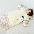 Thicken Cotton Baby Sleeping Bag Anti Kick Quilt Spring Autumn Winter Warm Envelopes For Newborns Soft