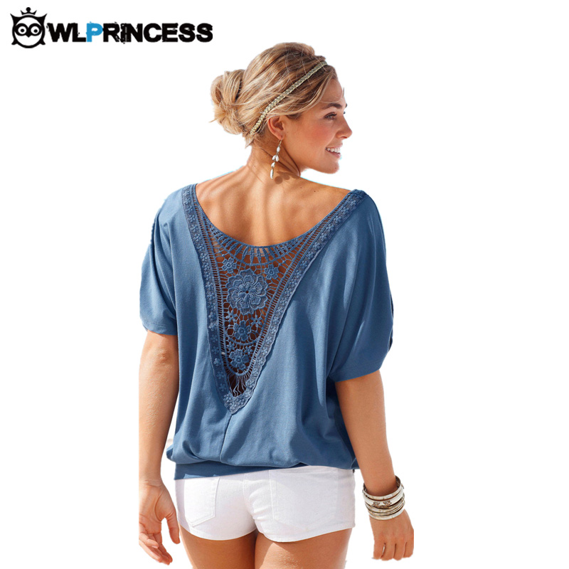 Buy owlprincess womens hollow out for Best t shirts for summer