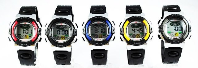 AOSUN digital sport  watch