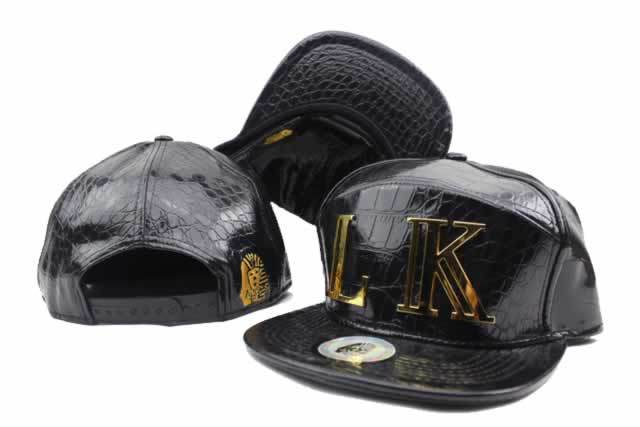 2014 New Arrival Hip hop Leather Last Kings baketball Hats fashion men women leather bill LK snapbabcks street sport cap & hat(China (Mainland))