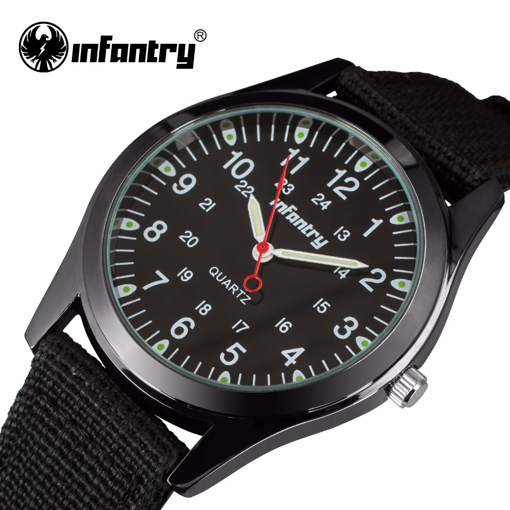 thin watches for men promotion shop for promotional thin watches infantry men quartz watches military army ultra thin nylon luminous sport watch relogio masculino 24 hours display wristwatch