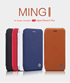 NILLKIN Ming Series Leather Case For Apple iPhone 6 Plus 5 5 Flip Leather Cover For