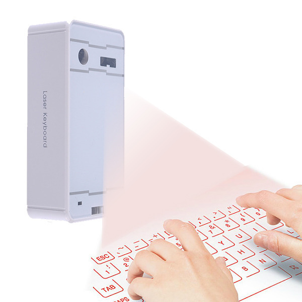 2015 Hottest!! Wireless Bluetooth laser keyboard and mouse though Bluetooth or USB for iPad mini ,tablet pc ,laptop ,andriod pc(China (Mainland))