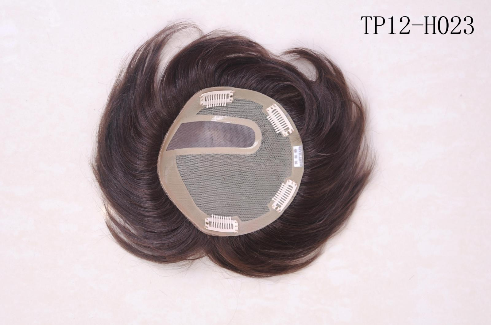 100%  remy human hair Wig male female wig handmade crocheted send to dad<br><br>Aliexpress