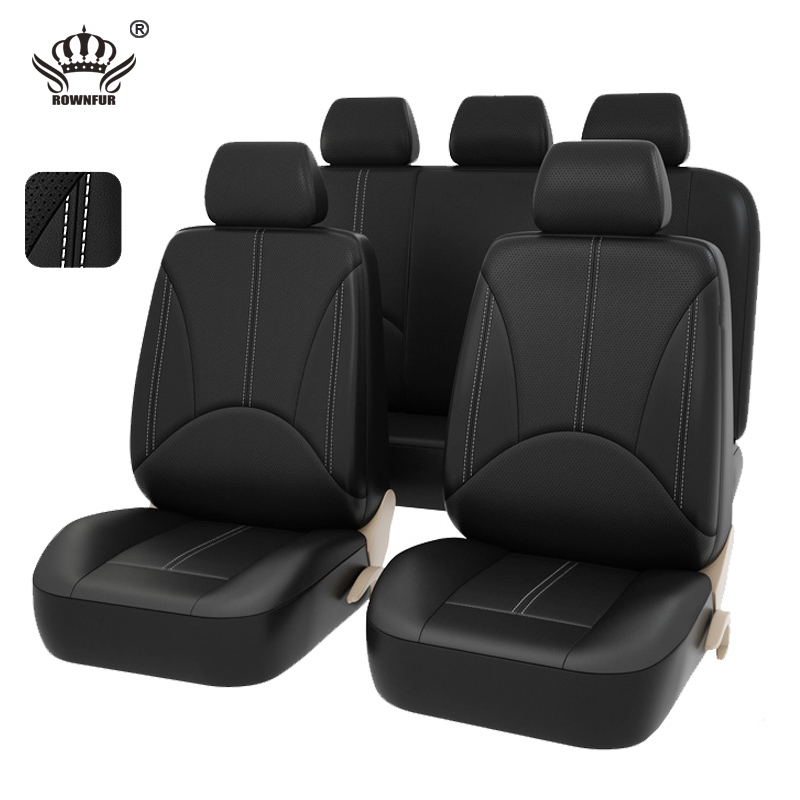 NEW Luxury Universal Fit Interior Decor PU Leather Car