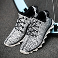 New brand spring Autumn Men and mens Fashion Casual Shoes Canvas Breathable 350 Shoes jogging walk