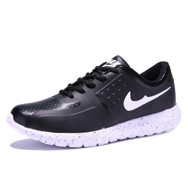New 2016 Genuine Leather Shoes Men Sport Fashion Man Casual Breathable Jogging Walking Mens Trainers Chaussures Hombre Femme(China (Mainland))