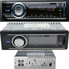by DHL or EMS 50  blue ray in dash car mp3 with FM/USB/MMC/SD single din(China (Mainland))