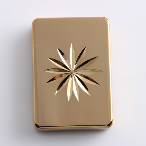 SY-605 sun batch flower golden charging lighter wind charging USB lighter(China (Mainland))