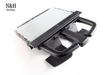 Oem подлинной черная передняя складная стретч поп-воздушными в-dash обладатель кубка пригодный VW Jetta гольф MK4 бора 1J0 858 601 cd / 1J0858601D