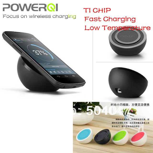 Portable Ultra Slim Qi Receiver Adapter +Wireless Charging Pad Wireless Charger for lumia 920 925 nexus 4 5 moto x Samsung htc
