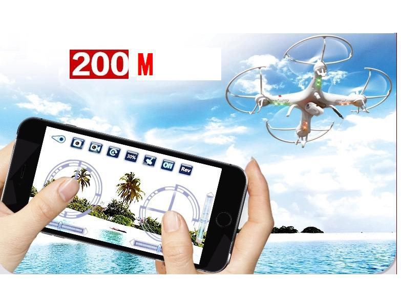 HuanQi 898B 2 4G 4CH 6 Axis R C Quadcopter R C Drone With without wifi