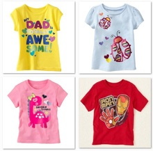 2014 Girls' Jumpers Dino tshirts Fashion children clothes Cheapest boys tees Tops - Super Retail Market For Baby&Kids store