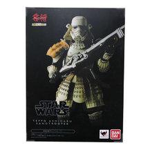 Alta qualidade star war darth vader & spiderman & real cuard figura de ação brinquedos 18cm(China)