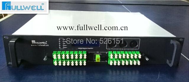 output: 35dBm, catv edfa 1550nm / edf amplifier with dual power supply(China (Mainland))