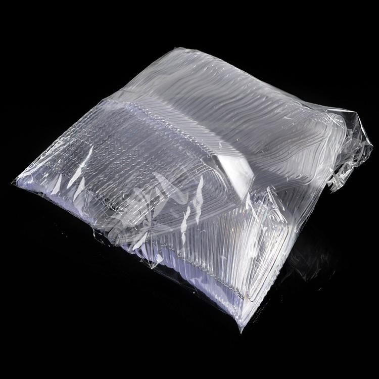 Buy 250-0001 BAKEST 100pcs/bag   big size curve plastic cake knife hot sale birthday wedding cake tools cheap