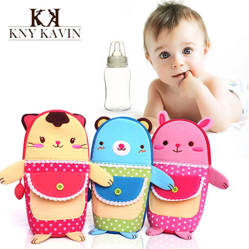 Гаджет  2015 New years Hot Insulation Bag,Children&Baby Food Thermal Bag, 3D cartoon watter baby bottle thermos baby bottle None Детские товары