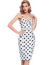 Cocktail Dresses 2016 Grace Karin Spaghetti Strap Open Back Sexy Club Party Dress Polka Dots Print Ladies Formal Dress(China (Mainland))