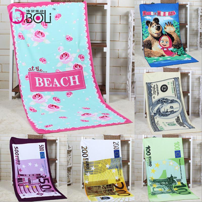 Fashion Colorful Stripe Big 70*140cm Hot Sale Absorbent Microfiber Bath Beach Towel Fast Drying Free Shipping N303(China (Mainland))